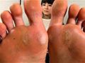【足のにおい】 劇団員・ガテン系3K足のサムネイルエロ画像No.8