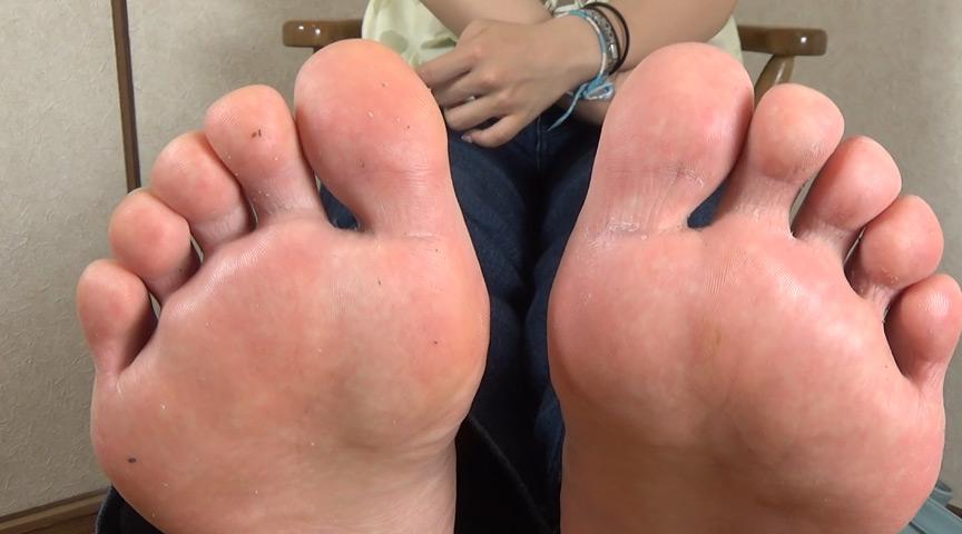 【足のにおい】 バンド・野犬の指股 画像 6