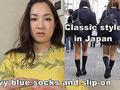 【足のにおい】 アパレル・テカリ顔脂足のサムネイルエロ画像No.4