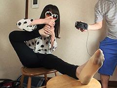 足裏:【足のにおい】 生保レディ・足脂で透明化