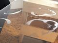 【足のにおい】 生保レディ・足脂で透明化のサムネイルエロ画像No.2