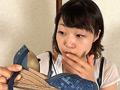 N-30 【足のにおい】 病院事務・指長少女 無料画像2