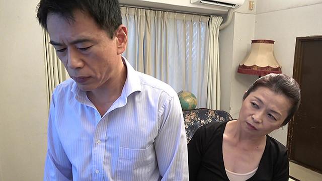 昭和猥褻官能ドラマ 六十路母に中出しする中年息子