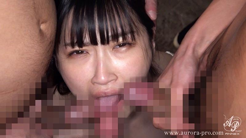 飯場の性処理巨乳女子学生 美園和花 画像 7