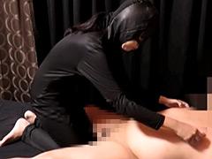 【辱め動画】ドS淫乱痴女射精直後くすぐり拷問長時間死刑編