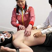 M男長時間連続乳首くすぐり責め拷問
