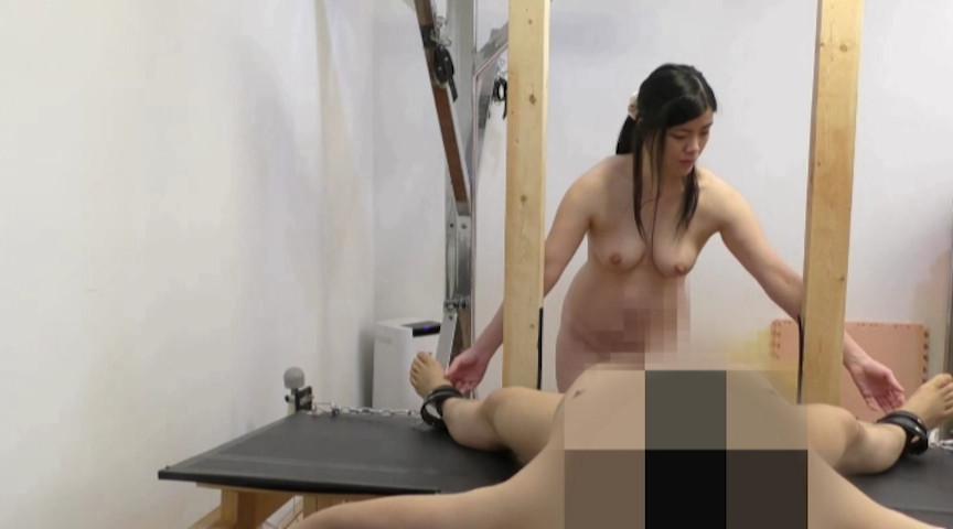 IdolLAB   avkantokujuku-0091 痴女2人にHな刑にかけられ射精しまくるガチムチ男スパイ