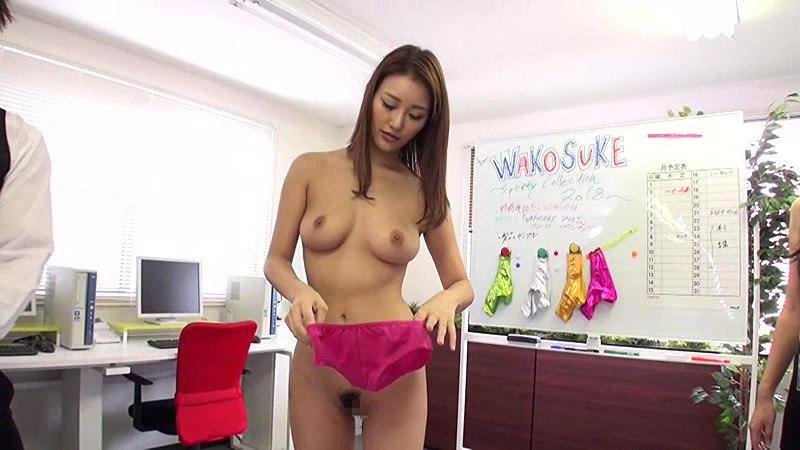 総合婦人肌着メーカーWAKOSUKE 若菜奈央 画像 5