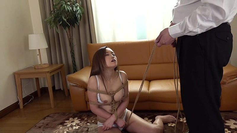 縄酔い人妻 緊縛に魅入られた私。どん底のマゾに堕ちるまで調教してください。 桐嶋りの