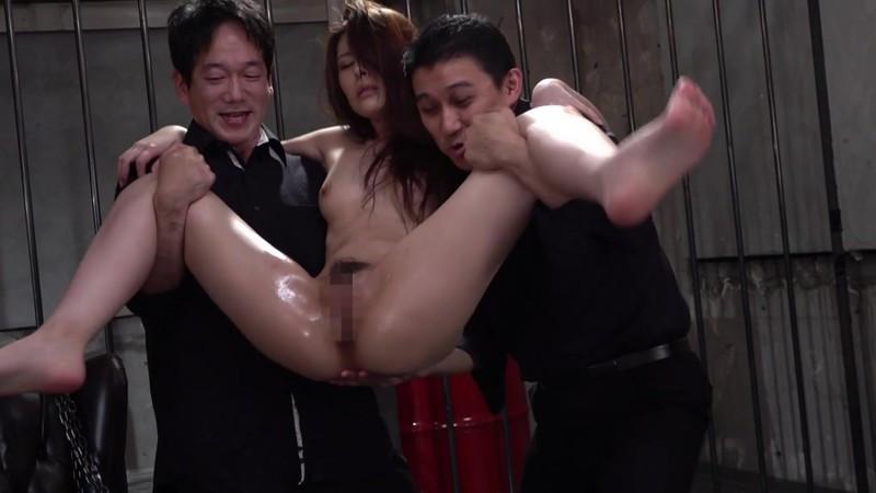 媚薬BDSM 輪●・ぶっかけ・肛虐アクメの虜 愛乃零 画像 3