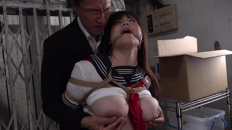 制服緊縛 伯父に調教されています... 星乃マミ 画像 2