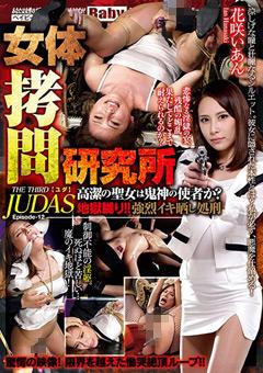 【花咲いあん動画】女身体拷問研究所-TエッチE-TエッチIRD-JUDAS-Episode-12-花咲いあん-辱め