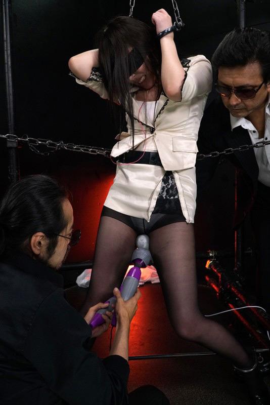 断末魔の女体は奈落に沈む 轟沈鉄枷地獄 EPISODE‐03:捜査局女性幹部、玲奈の拷問恐慌残虐堕ち 黒木いくみ