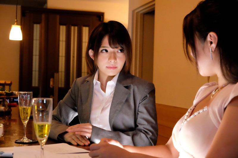 特別警護隊の女 Episode-1 麻里梨夏