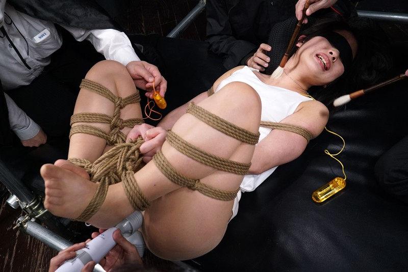 女体拷問研究所 THE THIRD JUDAS Episode-22 水谷あおい