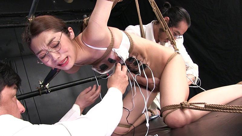 女体発狂痙攣クラゲ メスモル-008 香苗レノン