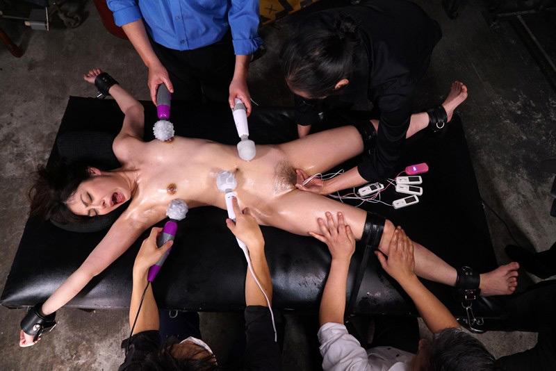 女体拷問研究所III荘厳総集編 EPISODE-11~22
