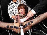激ヤバ映像!! 壮絶なる痙攣 女装子強●絶頂の哀愁恥辱 【DUGA】