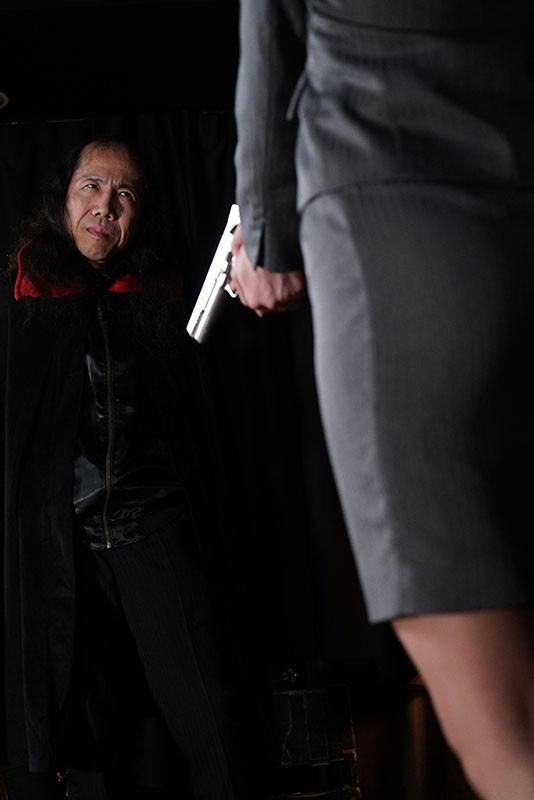 女体拷問研究所III JUDAS FINAL STAGE Story-3 The Revive-慟哭する無敗の女神- 凛音とうか