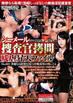 シーメール捜査官拷問 残虐昇天ファイル No.001