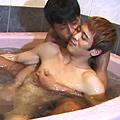 性交戯画/チビボーイVSトールボーイ