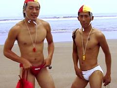 ゲイ・バディ・しるふぁく/ライフセイバー真夏の誘惑・KOICHI,AKIHIDE・badi-0118