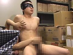 【アスリート】ノンケとXXX6/ドスケベ面接マル秘LIVE!村中けんじ編