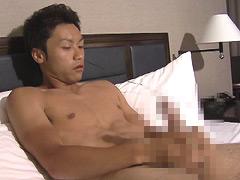 巨根青年MITSURUのブチ抜き手コキ!!