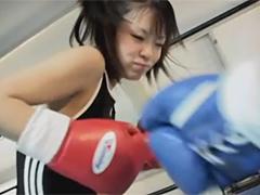 彼女とボクシングで勝負!!2