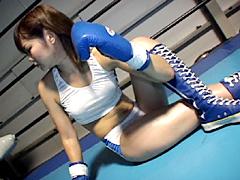 女子プロボクサートレーニング Vol.1