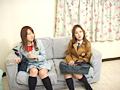 女子校生達の貝合わせバトル02...thumbnai2