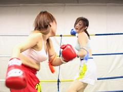 女子キックボクシング3