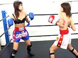 女子キックボクシング5