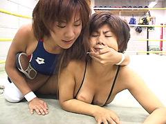 燃えろ!!女子プロレス!! Vol.05