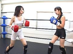女子キックボクシング9