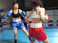 女子ボクシング No.16