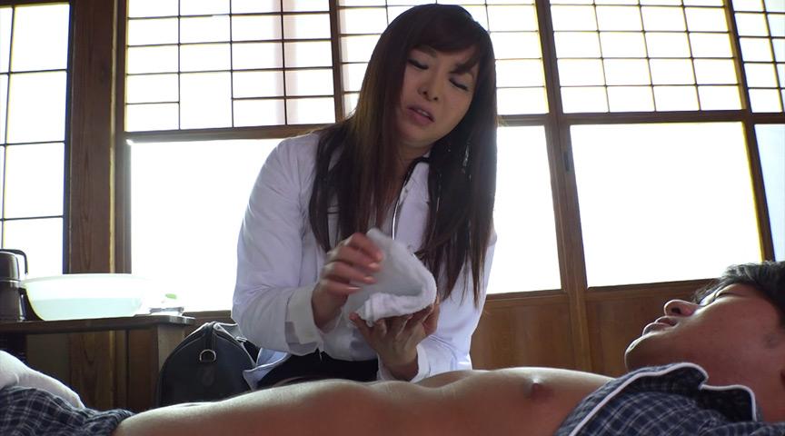 巨乳女医による中出し訪問診療
