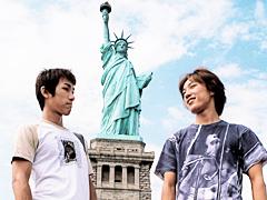 【スジ筋】AGAIN HARUくんのニューヨーク日記