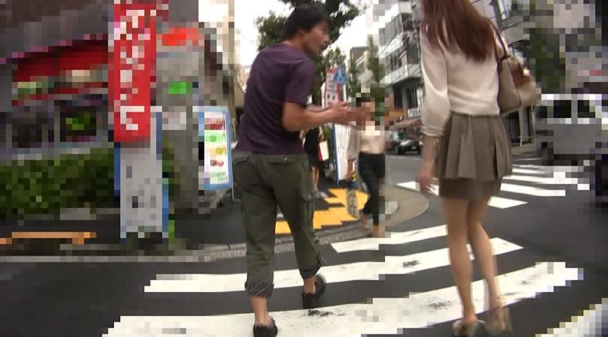 ガチンコ人妻ナンパ 赤坂・新橋に暮らす美人妻 画像 1