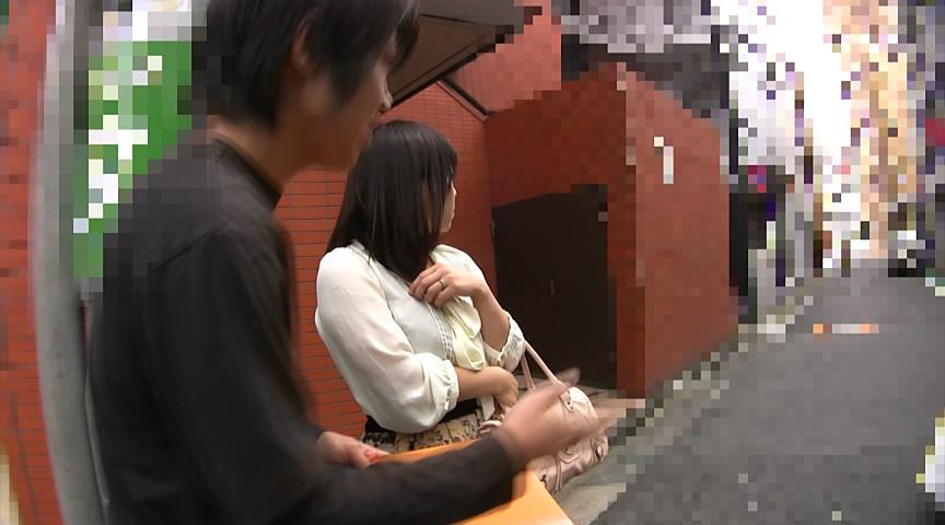 ガチンコ人妻ナンパ 渋谷&三軒茶屋住まいのセレブ妻 画像 1