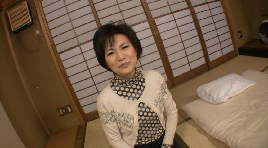 奇跡の五十路熟女 明石翼 50歳サンプルD1