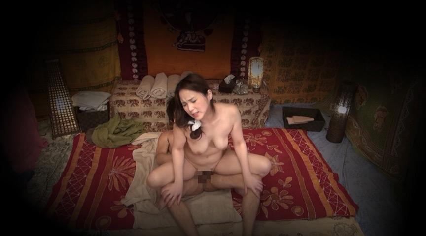 素人人妻をタイ古式マッサージと偽り中出し 江戸川区編 画像 6