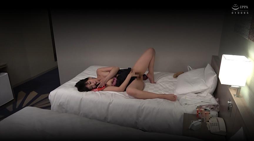 女性限定ビジネスホテル オナニー盗撮!!04 画像 10