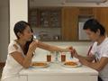 お家で食べれるおいしい童貞 夜ごはんにいただきます!-0