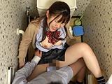 女子○生 トイレSEX盗撮 2 【DUGA】
