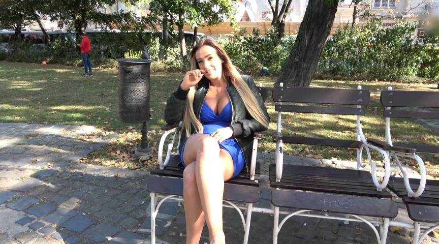 IdolLAB | bigmorkal-2512 ハンガリーで見つけたパツキン美女と水着でセックス!