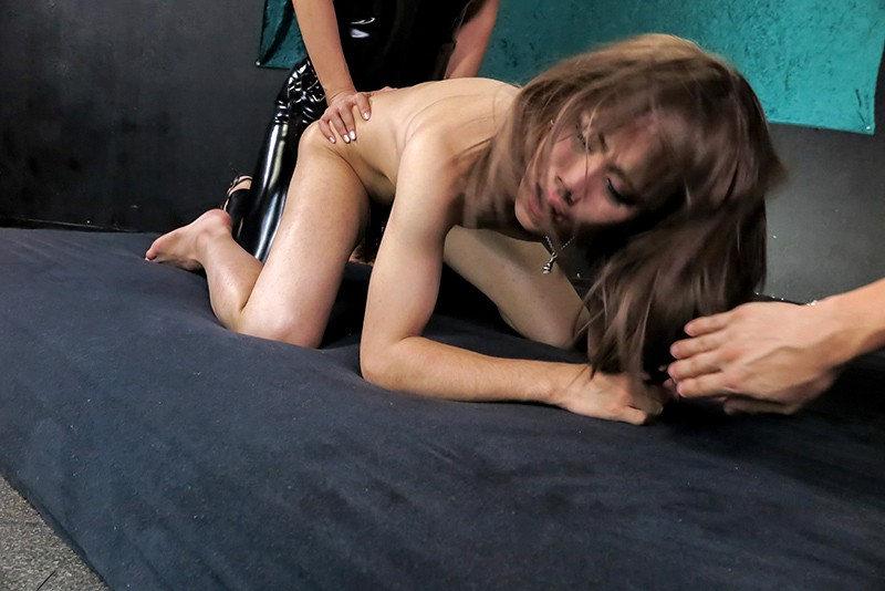 美少年強制女装屈辱アナル絶望アクメ RENA 画像 15