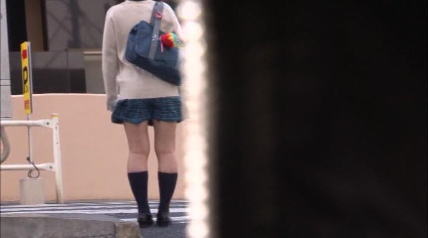 女子校生ストーキング押し込みレイプ 画像 1