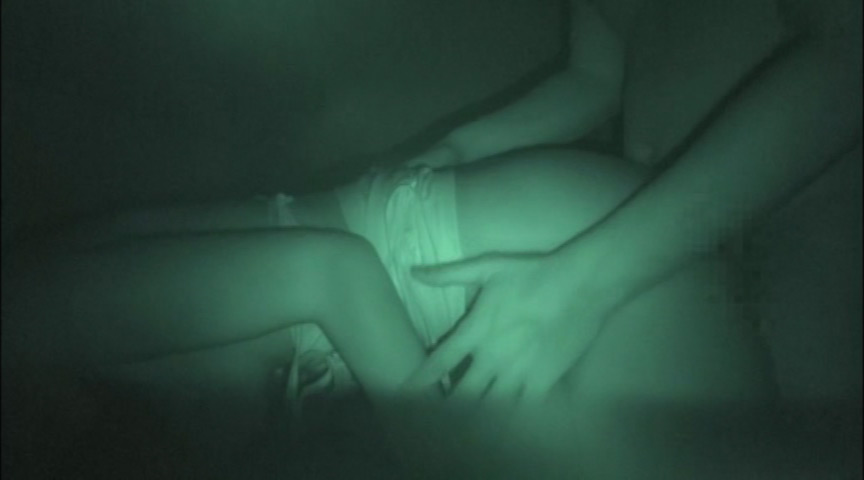 せがれの嫁を寝盗る義父の夜這い映像 13枚目