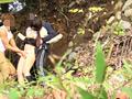 女子校生をさらって強姦を繰り返すレイプ魔の記録映像-0